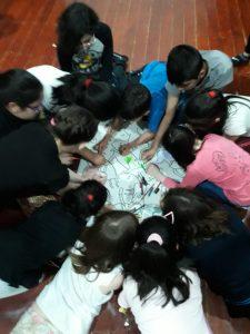 Taller de teatro dibujo y pintura niños (4)