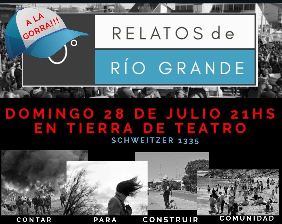 Relatos De Rio Grande